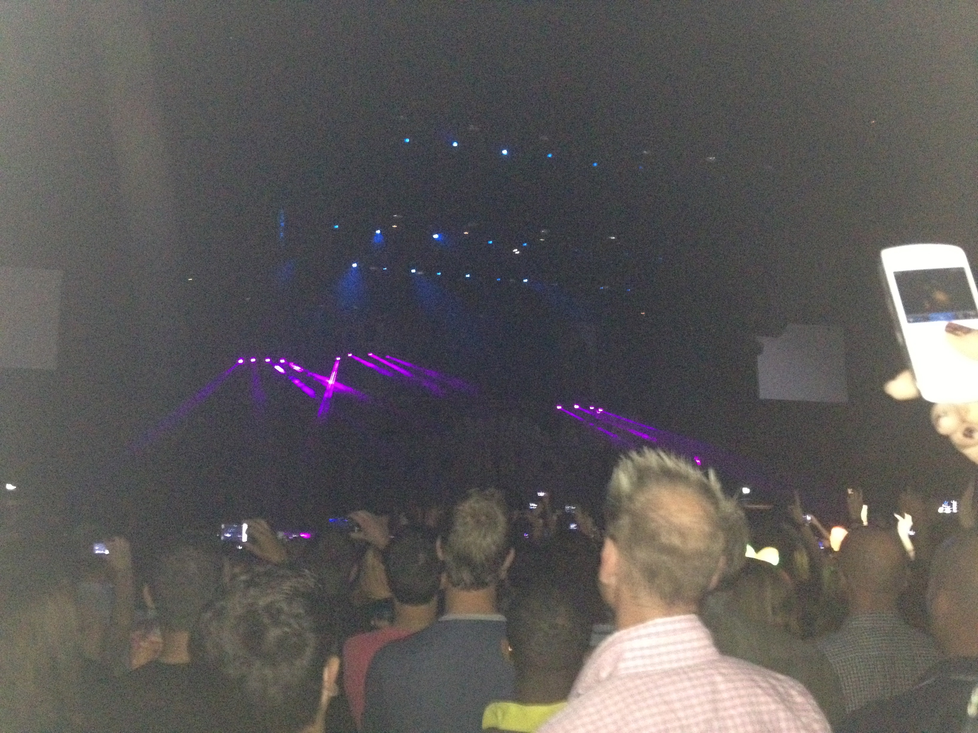 Lady Gaga Concert Amsterdam Interactive Michaelxperience 20