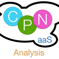CPN Tools Logo Cloud Analysis