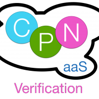 CPN Tools Logo Cloud Verification