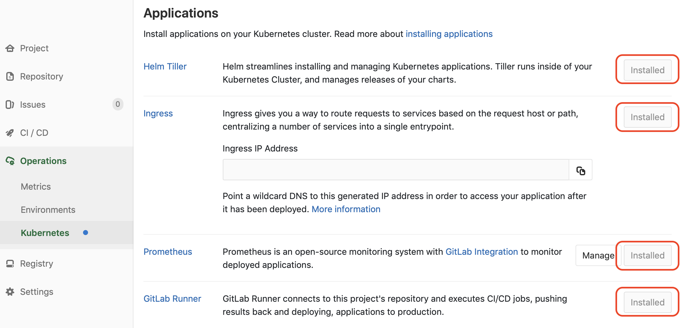 A Modern CI/CD Pipeline – Part 2: Installing Cloud-native Gitlab for